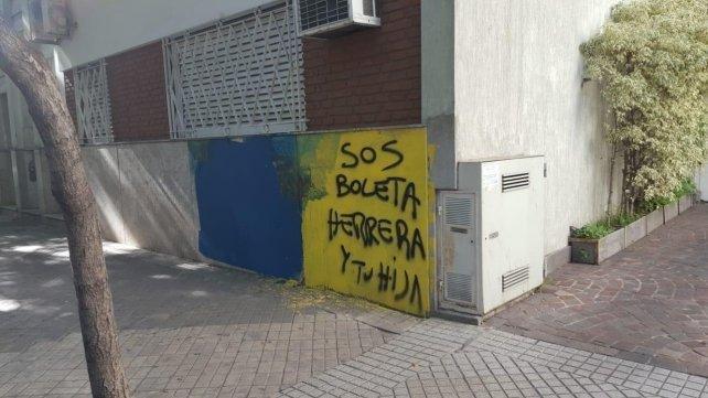 Amenazas al Pollo Herrera antes de llegar a Mendoza
