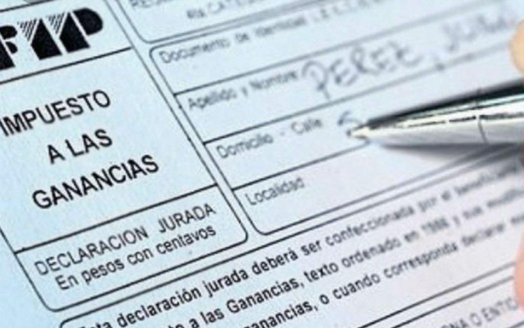 Impuesto a las Ganancias: en 2019 pagarán los que cobren a partir de $38.301