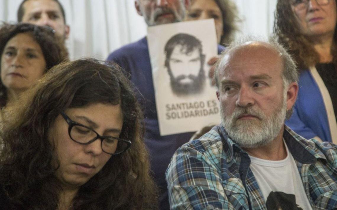 La familia de Santiago Maldonado dejará de recibir ayuda del estado