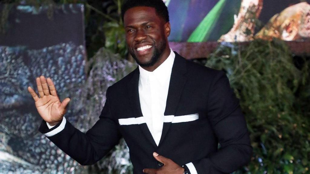 Kevin Hart presentará la gala de los Premios Óscar 2019