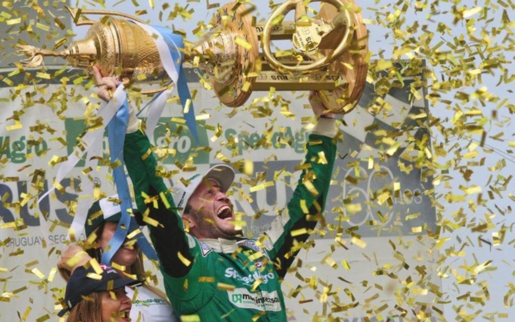 Canapino en una final soñada se consagró campeón de TC