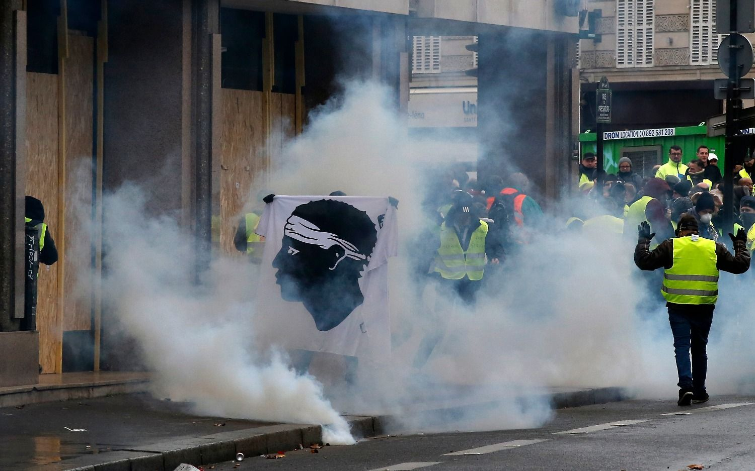 bbc france fuel unrest - 1200×630