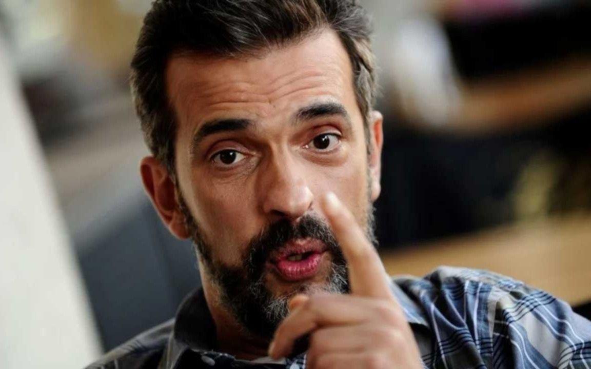 Qué dijo Martín Ciccioli tras el escrache de Natacha Jaitt y la denuncia