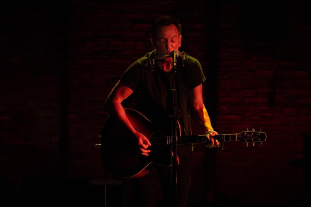 """""""Springsteen on Broadway"""": vida y música del Jefe"""