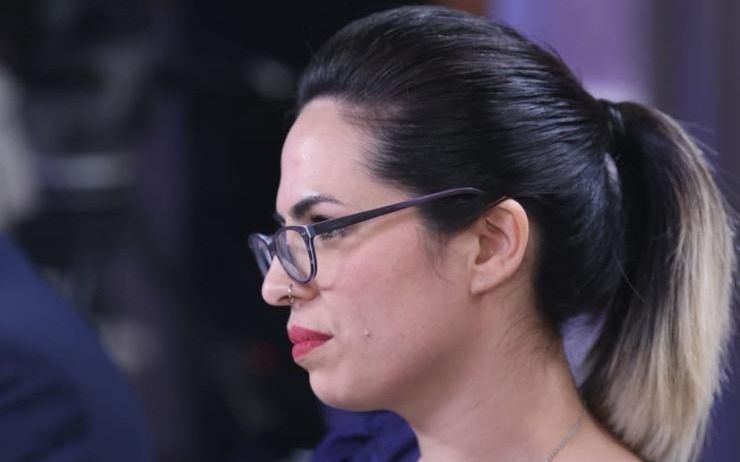 La pregunta de Mirta que sorprendió a la abogada de Fardín