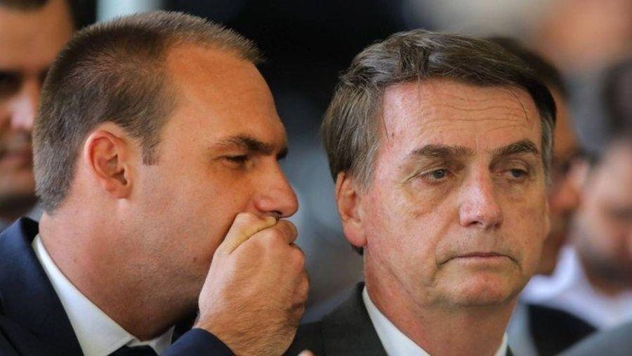 Presidente Maduro no fue invitado a investidura de Bolsonaro en Brasil