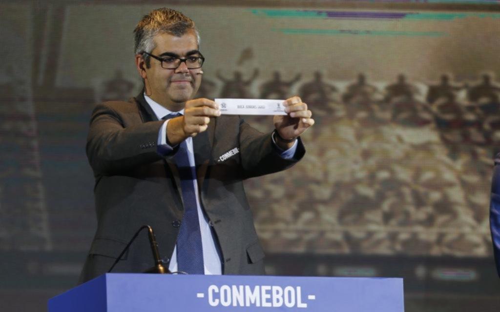 River compartirá Grupo con Inter y Boca tendrá como principal rival a Paranaense