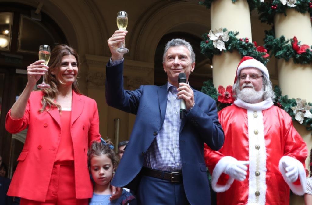 Política: Macri ya está en Villa La Angostura para pasar las fiestas