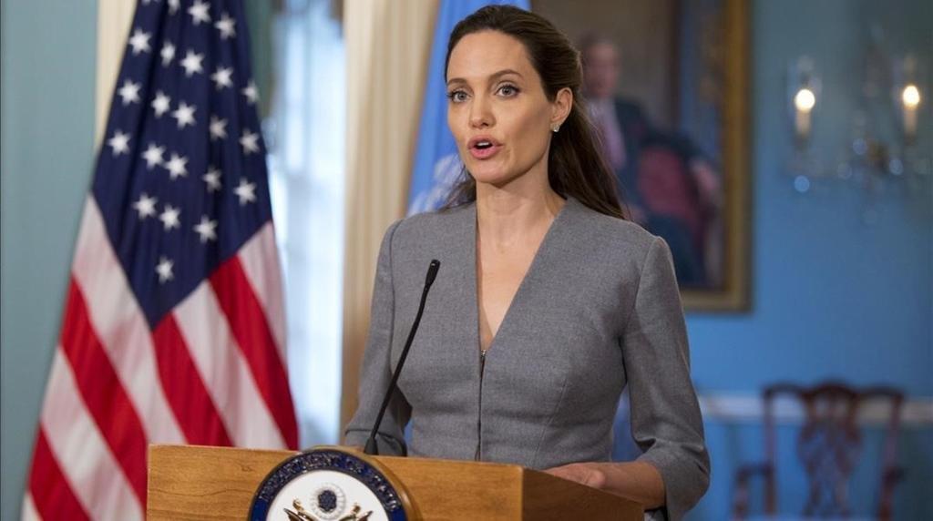 Jolie, ¿presidenta?: Angelina asegura que no descarta involucrarse en política