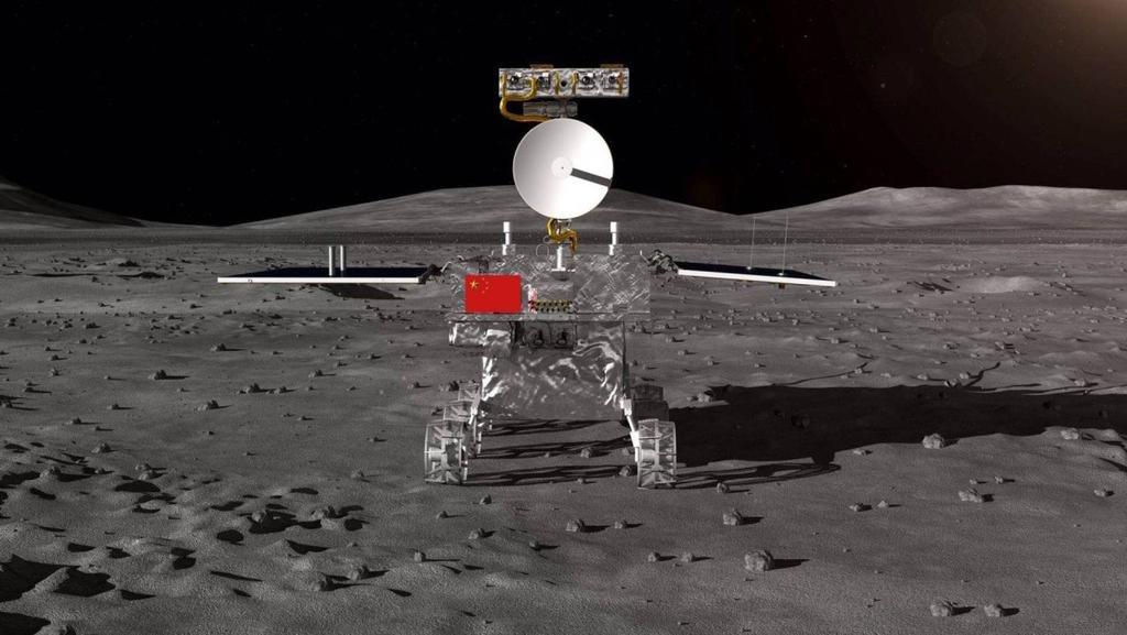 ¿Por qué nunca vemos la cara oculta de la Luna a pesar de tener rotación?