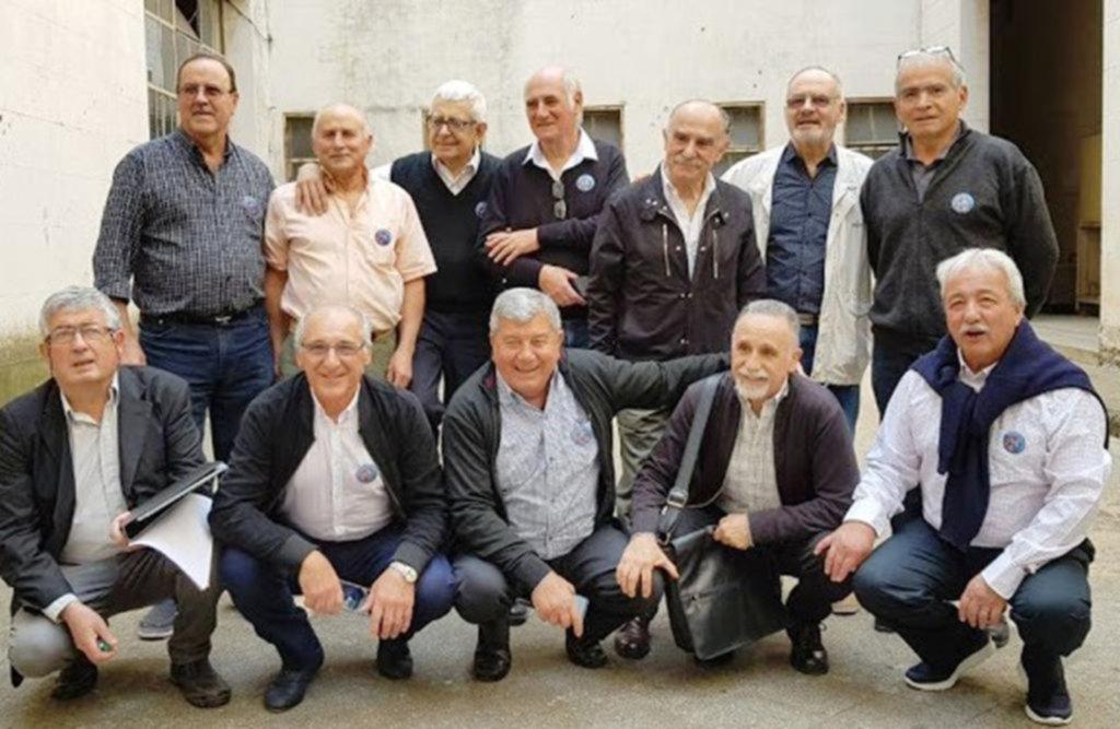 Vivieron un reencuentro muy especial tras medio siglo