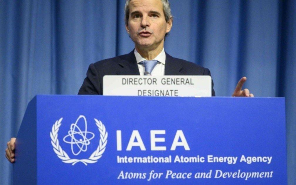 El argentino Grossi asumió la dirección del organismo de energía atómica dependiente de la ONU