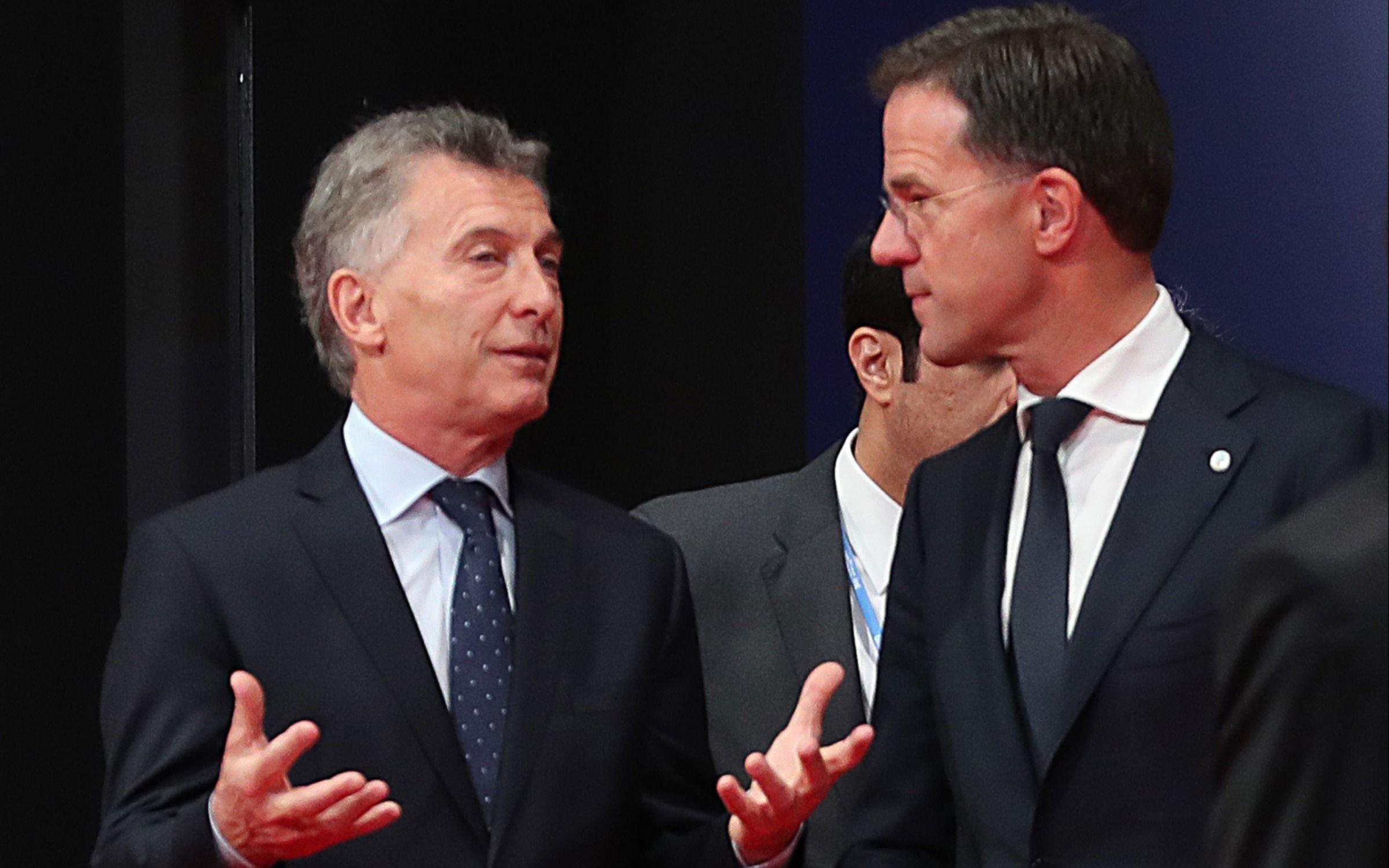 """Macri en cumbre climática: """"En 2040 la producción eléctrica de Argentina será libre de emisiones"""""""