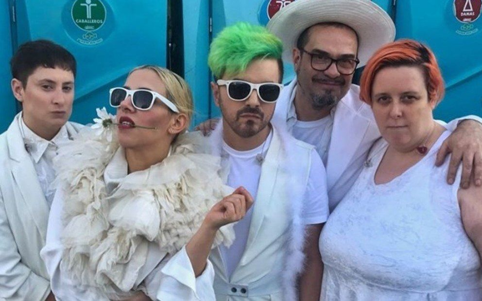 Apuñalaron al bajista de Miranda! en Chile