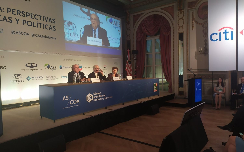 Fuerte queja de empresarios argentinos por los aranceles al acero impuestos por EE.UU