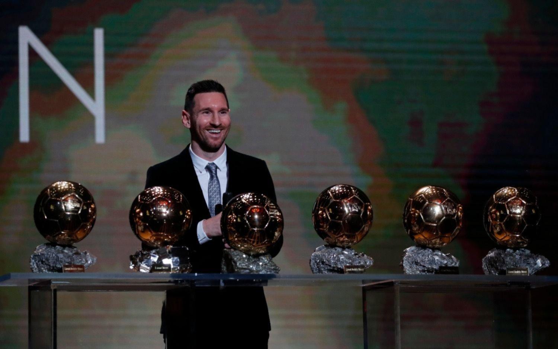 """Messi: """"Me queda más para seguir disfrutando, pero se viene el año de la retirada"""""""