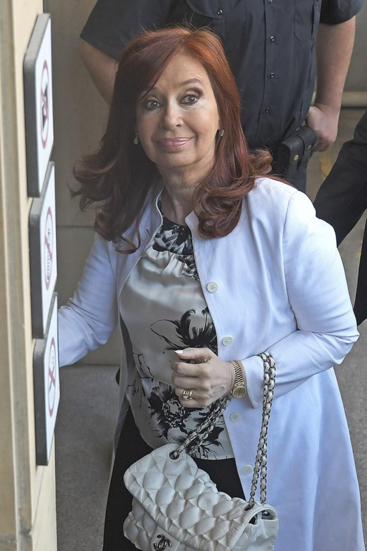 """Cristina en el banquillo: """"A lo mejor la condena está escrita"""""""