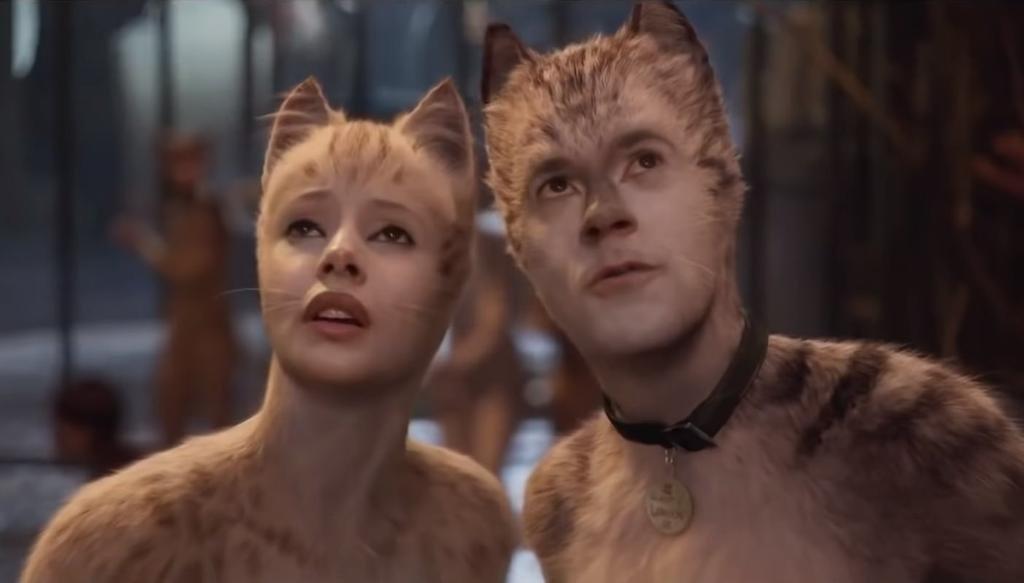 """Después de la polémica, anuncian cambio al diseño de los gatos de """"Cats"""""""