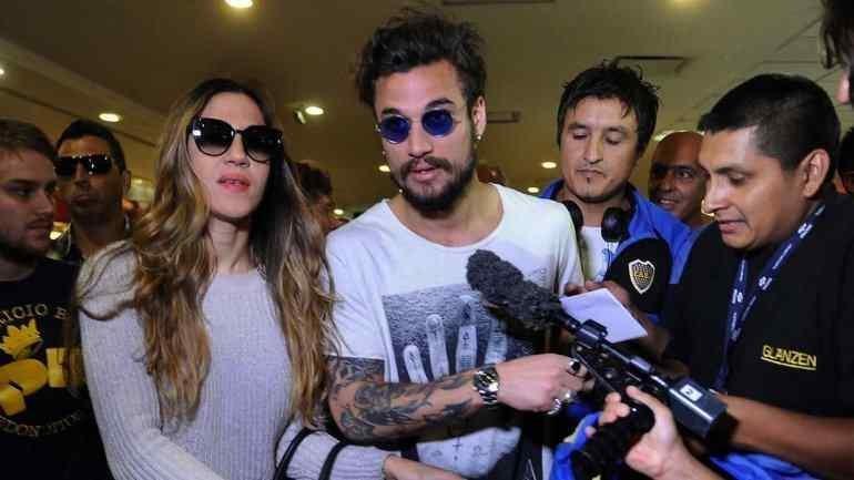 """Jimena Barón y su """"buen momento"""" con Osvaldo"""