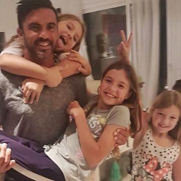 Por qué las hijas de Cubero no fueron a su despedida
