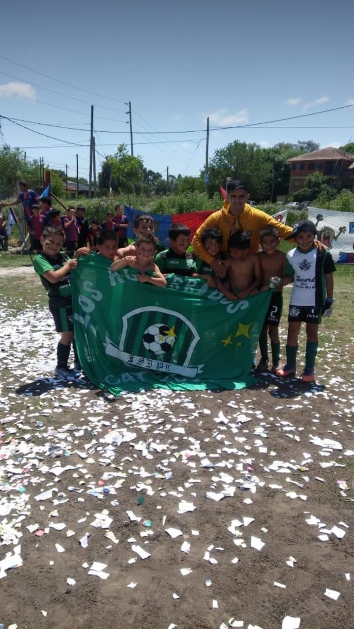 Punta Lara celebra por partida doble