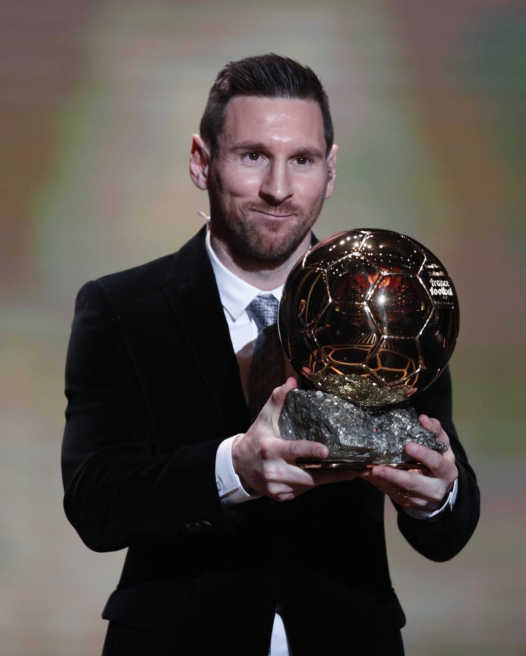 Balón de Oro, capítulo 6: Messi sigue siendo el mejor del mundo