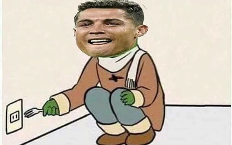 Messi se quedó con un nuevo Balón de Oro y todos los memes fueron para Ronaldo
