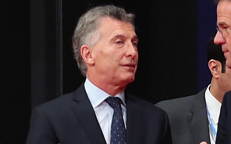 """Macri, sobre Fernández: """"Dice demasiadas cosas, y eso para un presidente no es bueno"""""""