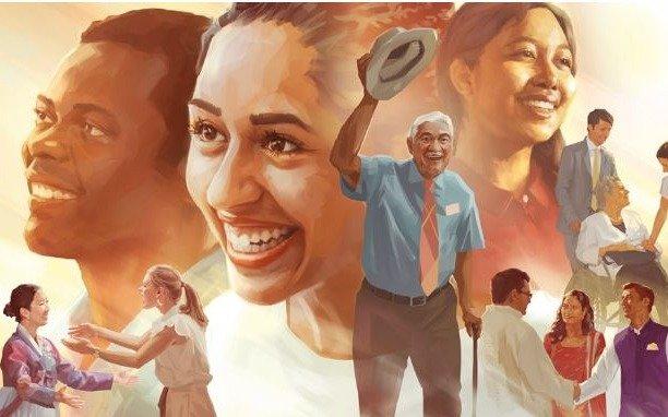 En La Plata cierran la asamblea mundial de los Testigos de Jehová