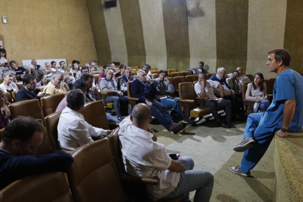 Los médicos platenses empiezan a atender como particulares a los afiliados al IOMA