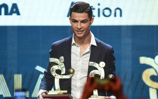 Cristiano Ronaldo desafiante cuando le preguntaron por Lionel Messi