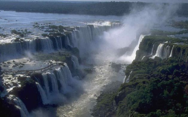 Las Cataratas Del Iguazú Alcanzaron Un Nuevo Récord Anual De Visitas Información General