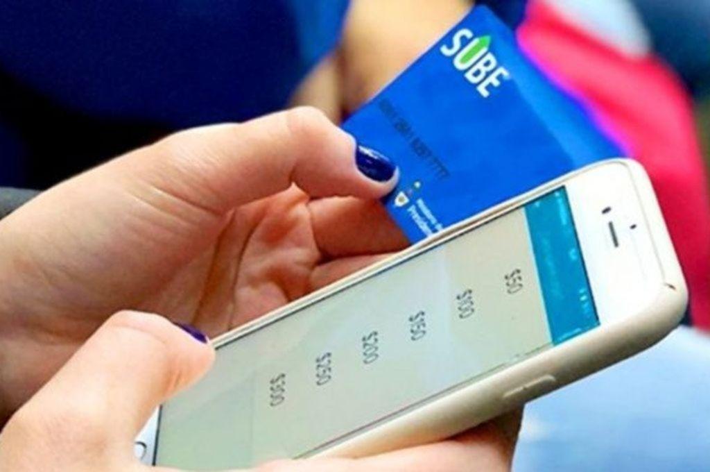 Avanza SUBE digital, un sistema que permitirá pagar el transporte público con celular