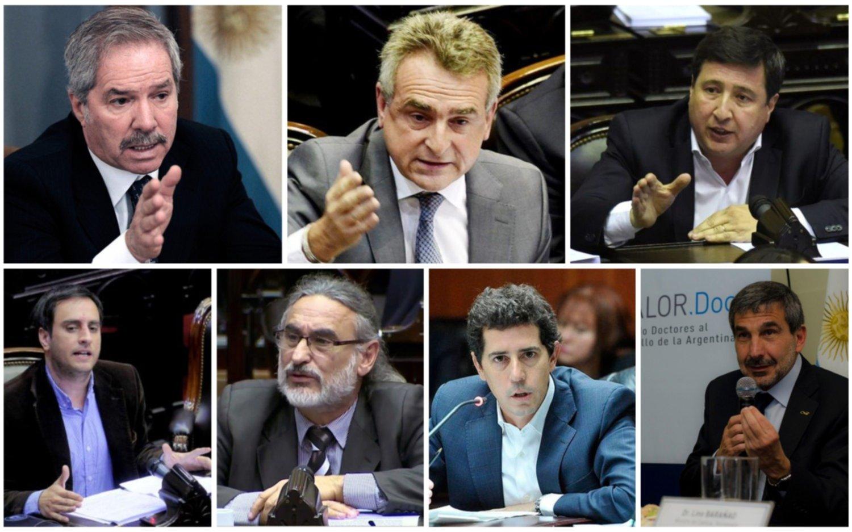 Siete diputados nacionales dejarán sus bancas para formar parte del Gabinete nacional