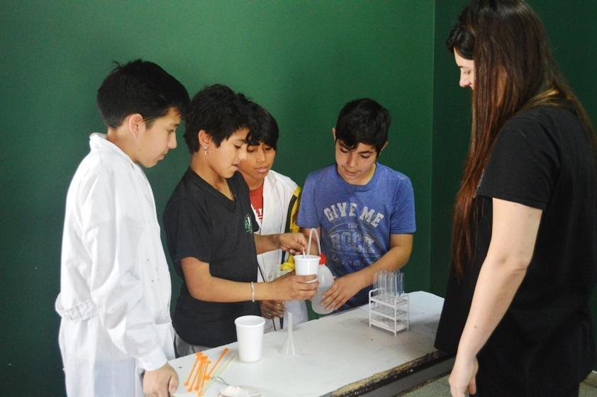 """Ciencia """"a demanda"""" para divulgar en las escuelas"""