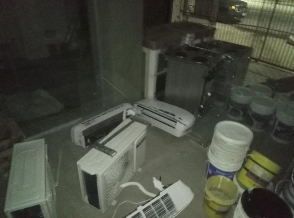 En otros 2 edificios del casco céntrico padecieron por robos