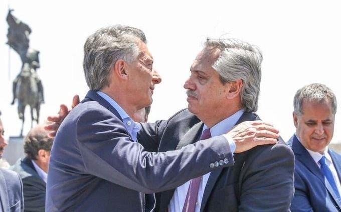 Dirigentes elogiaron el gesto de Macri y Fernández en la misa de Luján