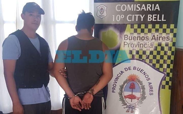 Cayó un joven sospechado de robar varios almacenes en City Bell