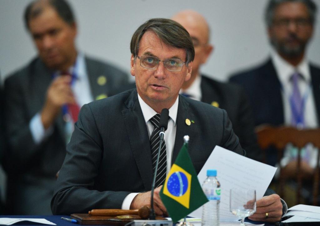 ¿Bolsonaro sin representantes en la asunción de Alberto F.?