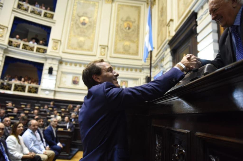 Garro reasume en el municipio con una impronta dialoguista con la oposición