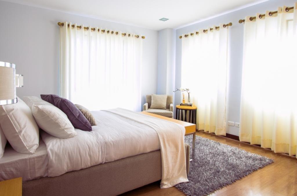 Dormitorio adecuado, descanso seguro