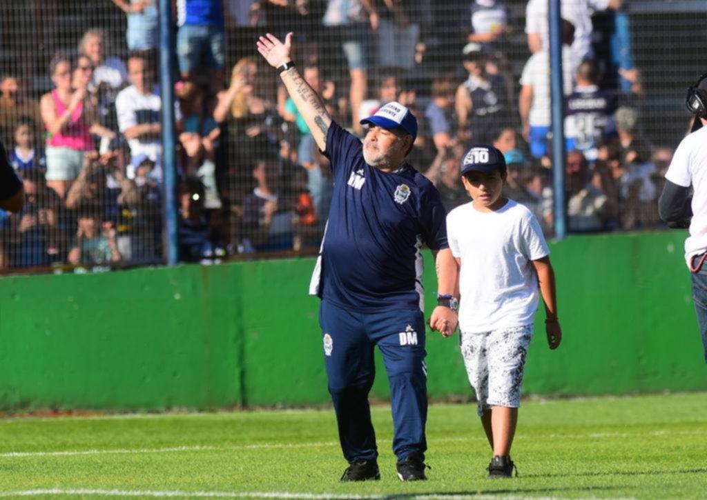 """""""Queríamos ganar para terminar una racha maldita en esta cancha"""", dijo Diego"""