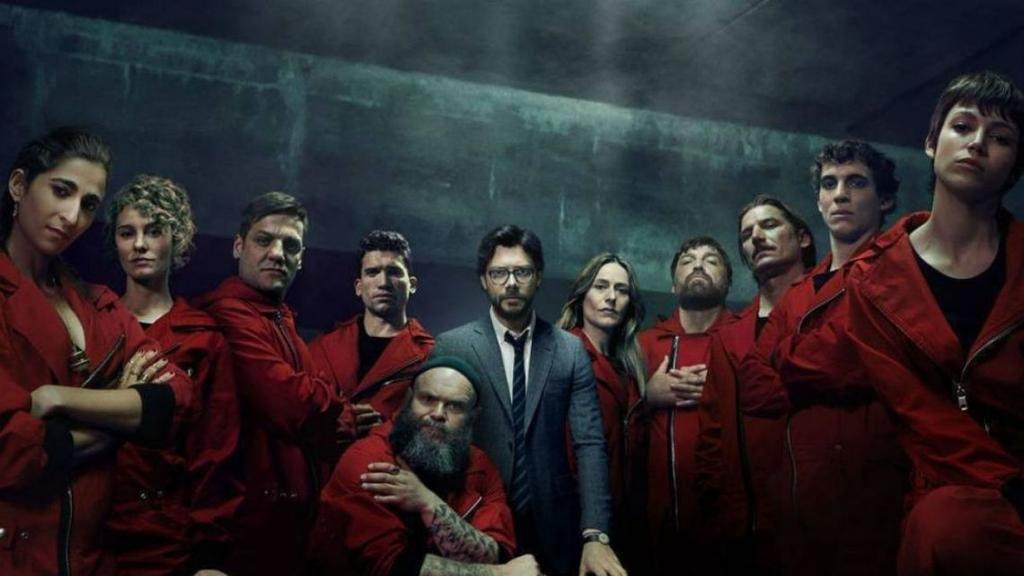 """Tiene fecha: la cuarta temporada de """"La Casa de Papel"""" llegará a la pantalla de Netflix en abril"""