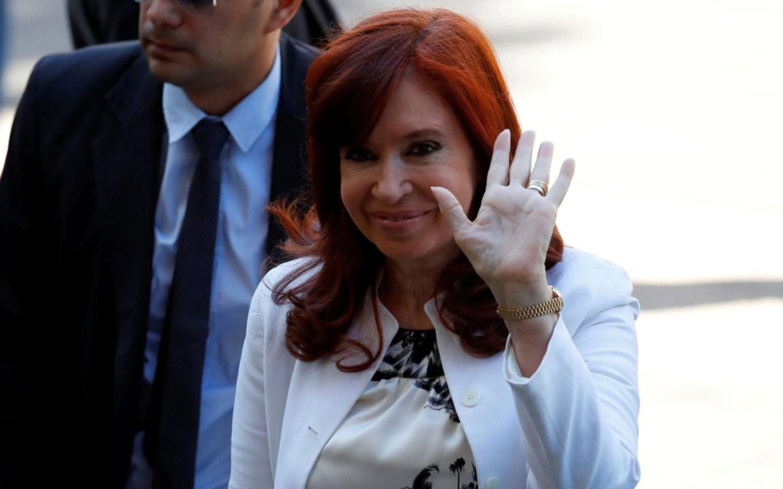 """Cristina Kirchner dijo que fue """"la justicia"""" la que impidió hacer el traspaso de mando con Macri"""