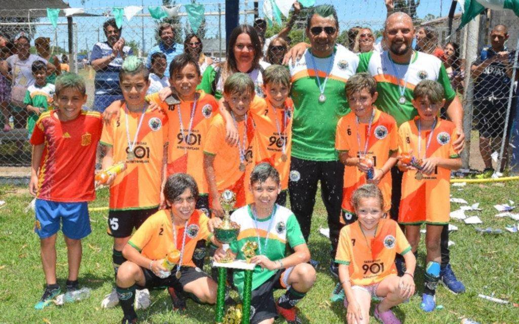 La 2010 de Talleres, dueño de trofeo de Campeones de LISFI
