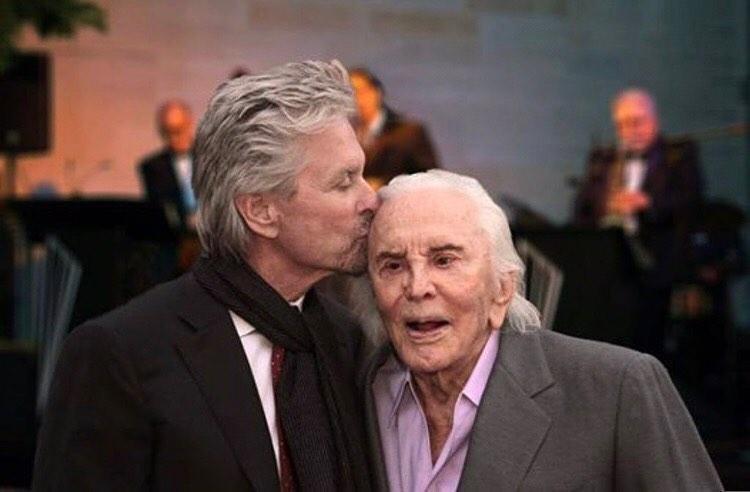 Eterno: Kirk Douglas, última leyenda de la era dorada de Hollywood, llegó a los 103 años