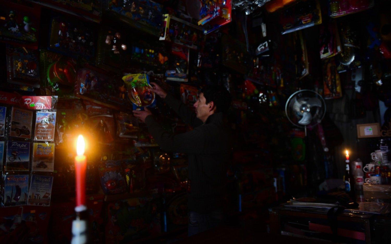 Hubo hartazgo vecinal en La Loma por reiterados cortes de luz en plena ola de calor