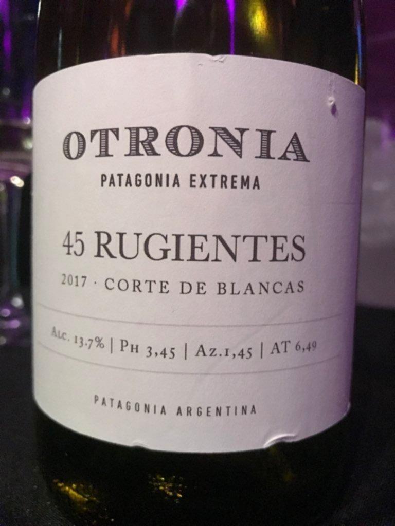 Otronia, la bodega de Chubut, con etiquetas de alta gama
