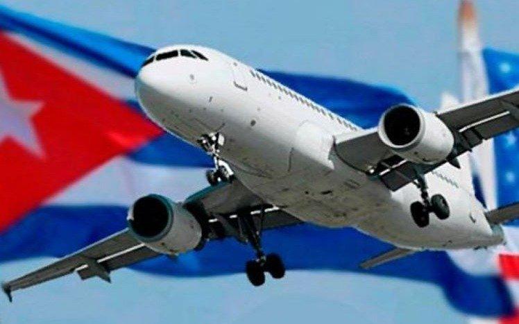 Comenzó a regir el recorte de vuelos desde EE.UU hacia ciudades de Cuba