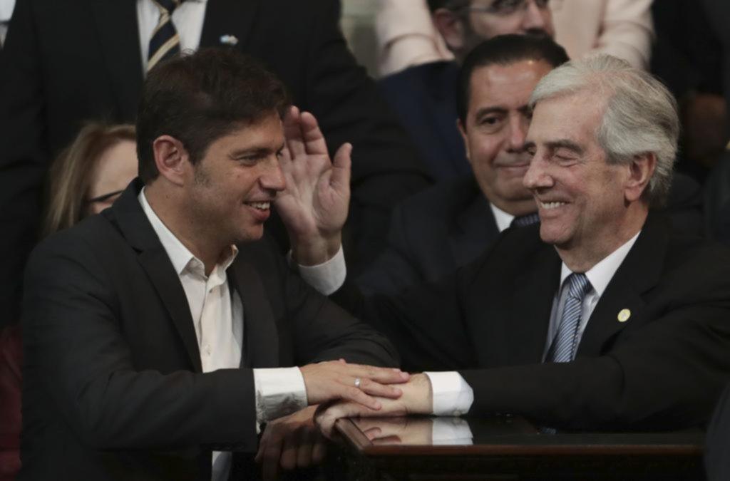 Con enormes desafíos, Kicillof inaugura un nuevo tiempo político en la Provincia
